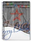 Houston Astros Spiral Notebook