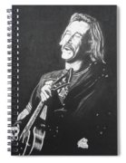 Jimmy Buffet 1975 Spiral Notebook
