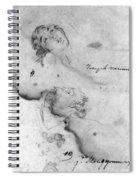 Joseph Warren (1741-1775) Spiral Notebook