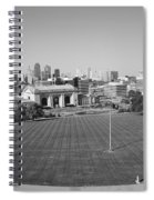 Kansas City Skyline Spiral Notebook