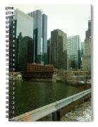 Lake Street Bridge Spiral Notebook