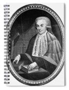 Luigi Galvani (1737-1798) Spiral Notebook