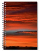 Nevada Skies Spiral Notebook