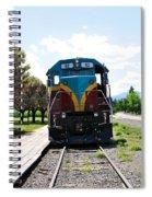 Oregon Spiral Notebook