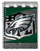 Philadelphia Eagles Spiral Notebook