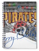 Pittsburgh Pirates Spiral Notebook