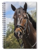 Rocking Horse Stables Spiral Notebook