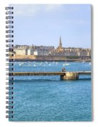 Saint-malo - Brittany Spiral Notebook
