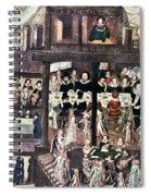 Sir Henry Unton (c1557-1596) Spiral Notebook
