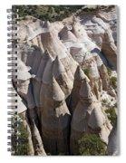 Tent Rocks Spiral Notebook