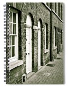 Town Houses Spiral Notebook