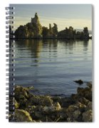 Tufa Formations Spiral Notebook