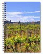 Tuscany - Montalcino Spiral Notebook