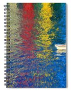60- Fourth Of July Spiral Notebook