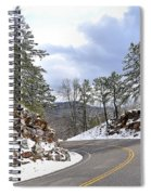 Route 60 Virginia Spiral Notebook