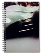 60's Era Formula 1 Race Spiral Notebook