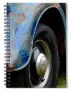 Terra Nova Hs Car Show Spiral Notebook