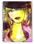 Alma Spiral Notebook