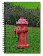 62- Puppy Garden Spiral Notebook