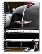 Classic Chevy Spiral Notebook