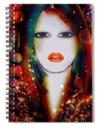 Beatrice  Spiral Notebook