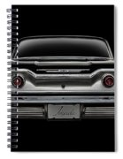 '63 Impala Spiral Notebook