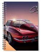 '63 Stinger Spiral Notebook