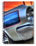 '64 Dodge Oakland County Mi Spiral Notebook