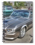 68 West Coast Gt Spiral Notebook
