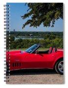 '69 Stingray Spiral Notebook