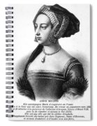 Anne Boleyn (1507-1536) Spiral Notebook