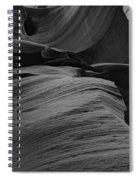 Antelope Canyon Spiral Notebook