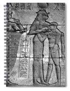 Cleopatra Vii (69-30 B.c.) Spiral Notebook