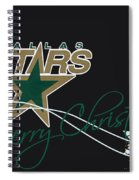 Dallas Stars Spiral Notebook