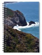 Devil's Slide Hike Spiral Notebook