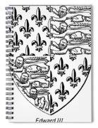 Edward IIi (1312-1377) Spiral Notebook