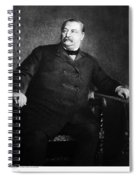 Grover Cleveland (1837-1908) Spiral Notebook