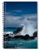 Hookipa Maui North Shore Hawaii Spiral Notebook