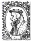 John Calvin (1509-1564) Spiral Notebook