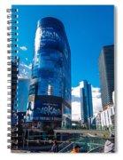 Las Vegas Nevada Usa Spiral Notebook