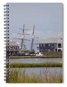 Martha's Vineyard Spiral Notebook