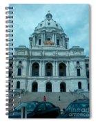 Minnesota State Capitol Spiral Notebook