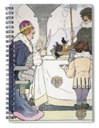 Mother Goose, 1916 Spiral Notebook