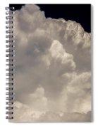 Nebraska Storm Cells A Brewin Spiral Notebook