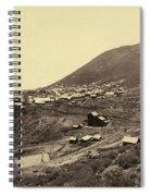 Nevada Virginia City Spiral Notebook