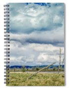 Nisqually Wildlife Refuge Spiral Notebook