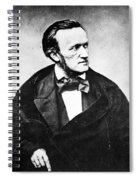 Richard Wagner (1813-1883) Spiral Notebook