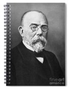 Robert Koch (1843-1910) Spiral Notebook