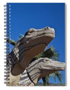 Rose Parade  Spiral Notebook