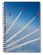7 Ship Break Spiral Notebook